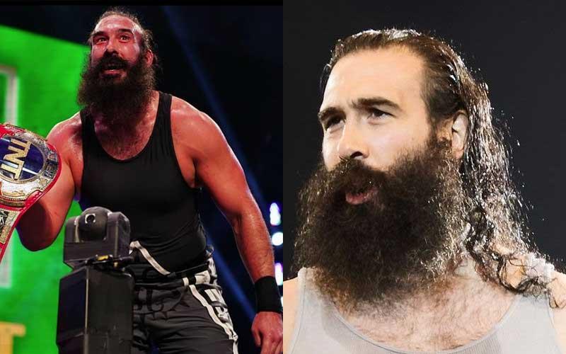 Ex WWE star and Wyatt family member Luke Harper dies aged 41