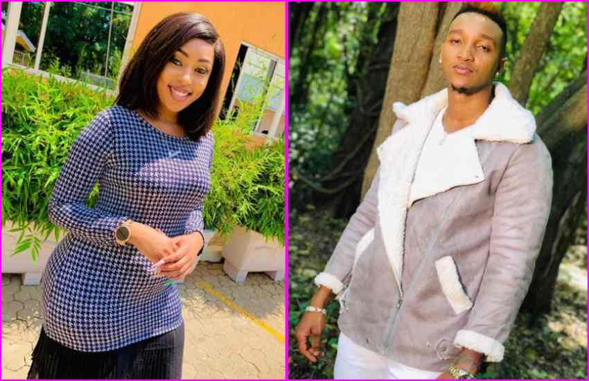 EXCLUSIVE: Amber Ray and I never dated, singer Brown Mauzo reveals