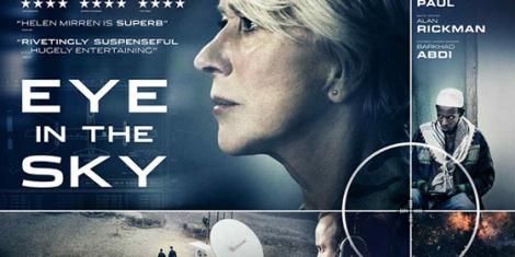 Eye in the Sky: Film about terrorist attack in Kenya debuts in local cinemas