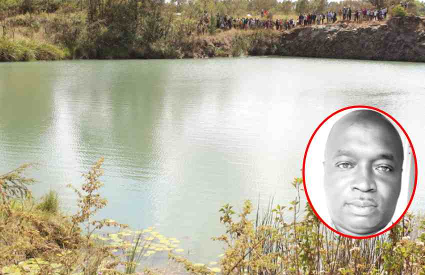 Family of Ruto team officer who drowned in dam speaks