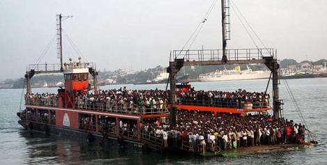 Faulty ferry won't dampen Mombasa raha X-mas bash