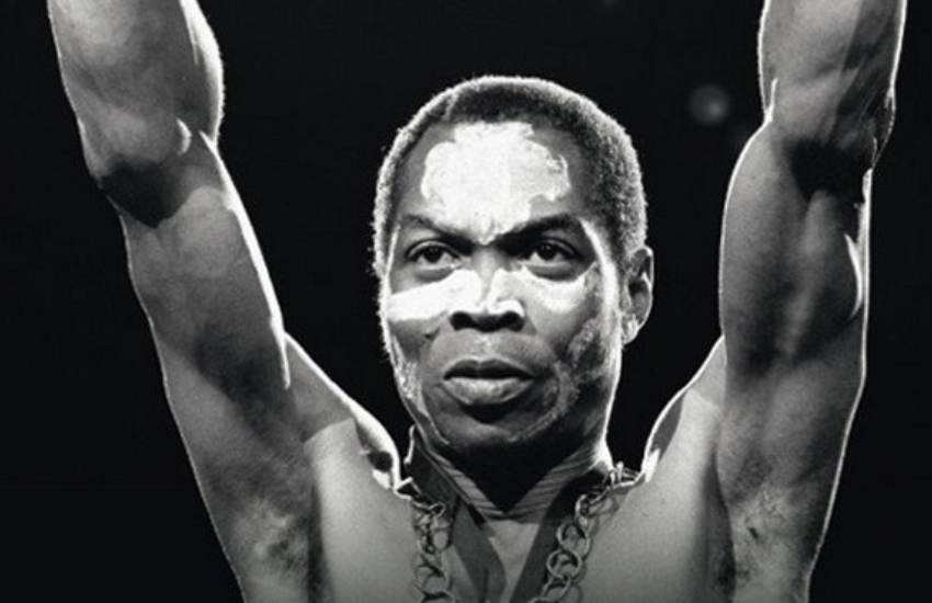 Fela Kuti nominated for induction into Rock 'n' Roll Hall of Fame