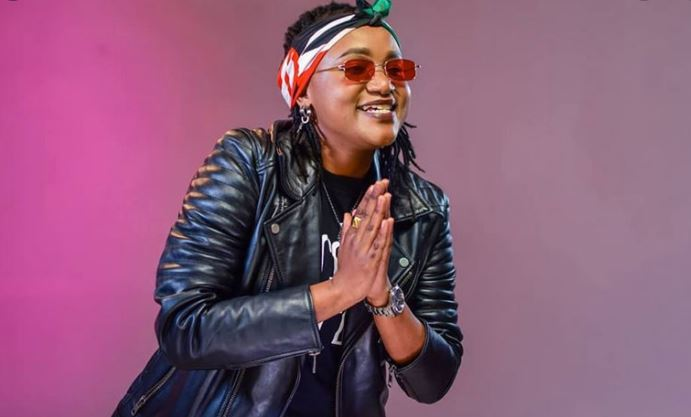 Fena Gitu exposes secret 'lesbian' love affair, says this is 2020