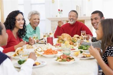 Festive moments make up family folklore