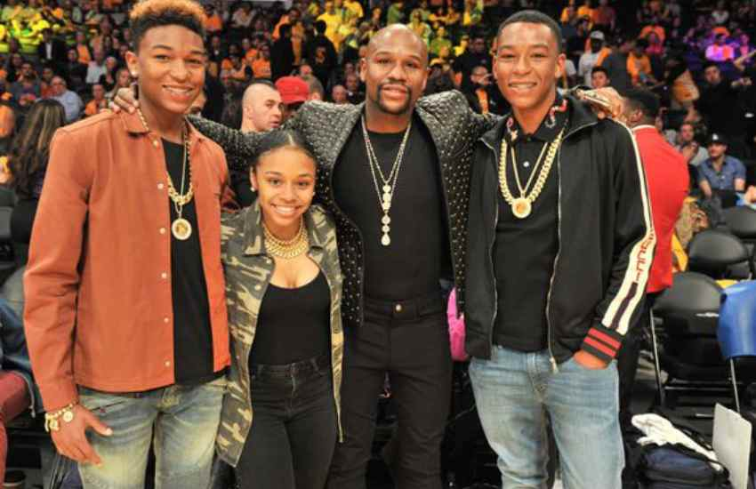 Floyd Mayweather's daughter Yaya faces 99 years in jail