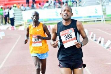 For heavens sake! Give the man a medal, award Julius Njogu for being a 'go-getter'