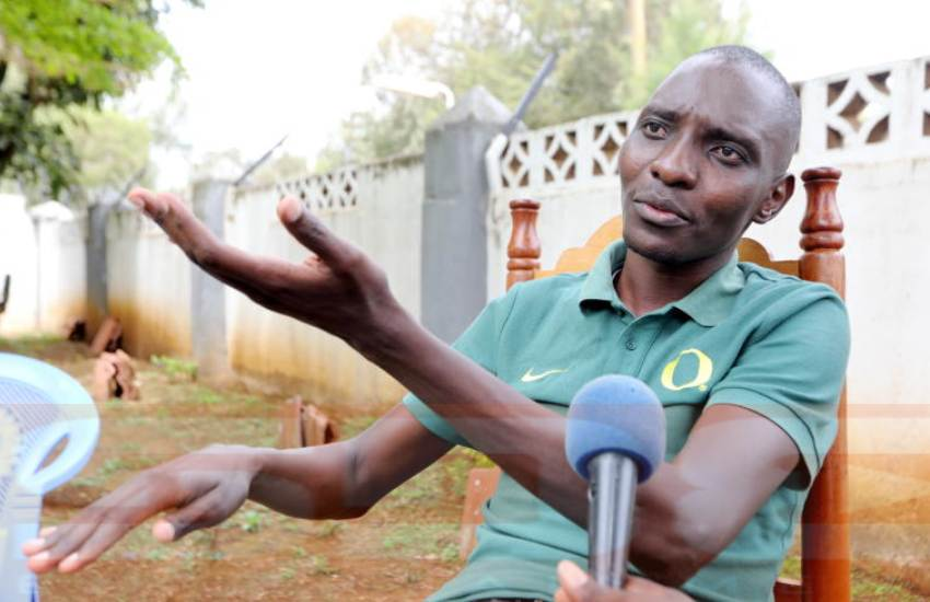 From life on the fast lane to the bin, how Asbel Kiprop's world came down crashing