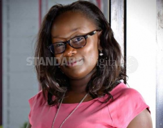Go to the media- Senator Joy Gwendo tells fired woman after allegedly hitting her with a shoe