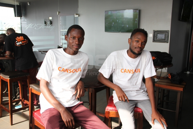 Team Cansoul: Taxify challenge winners