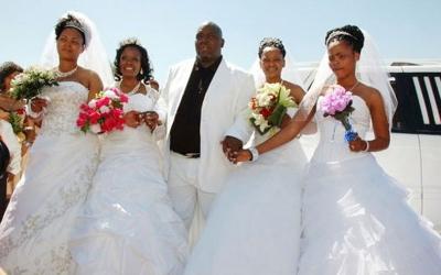 Hakuna bwana! Woiye, who will marry us now?