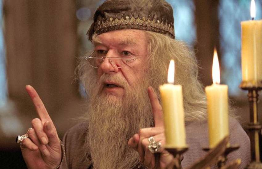 Harry Potter star Michael Gambon being sued for 'running over cyclist's foot'
