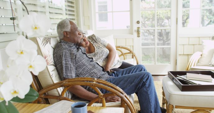 Healthy relationship advice from long-married couples