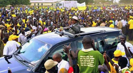 How to fund-raise during campaign period in Uganda