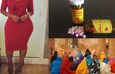 Huge bums: The new craze sweeping Sudanese women in their quest to be curvaceous