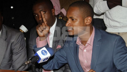 I am not a thug- The many faces of Babu Owino