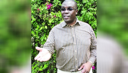 I do not count my women or my children- Former Nairobi Town Clerk and governor aspirant Philip Kisia