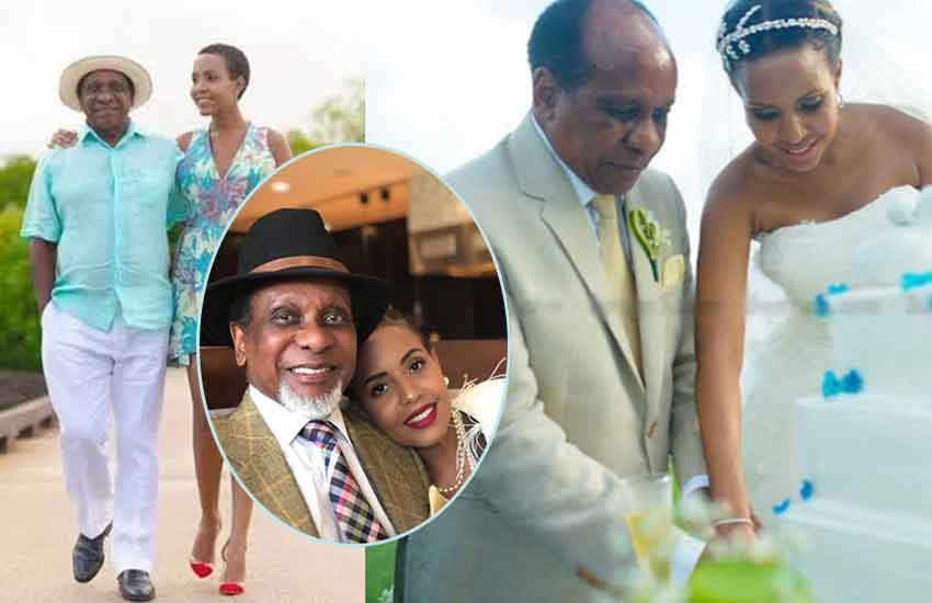 I have been denied access to Reginald Mengi's grave - widow
