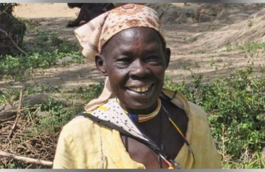 I read my first words at 60 and I loved it! Meet the learned granny from little known Chesongoch village