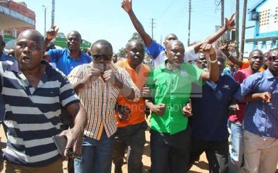 I will give Baba tight omundu strong security- Boni Khalwale