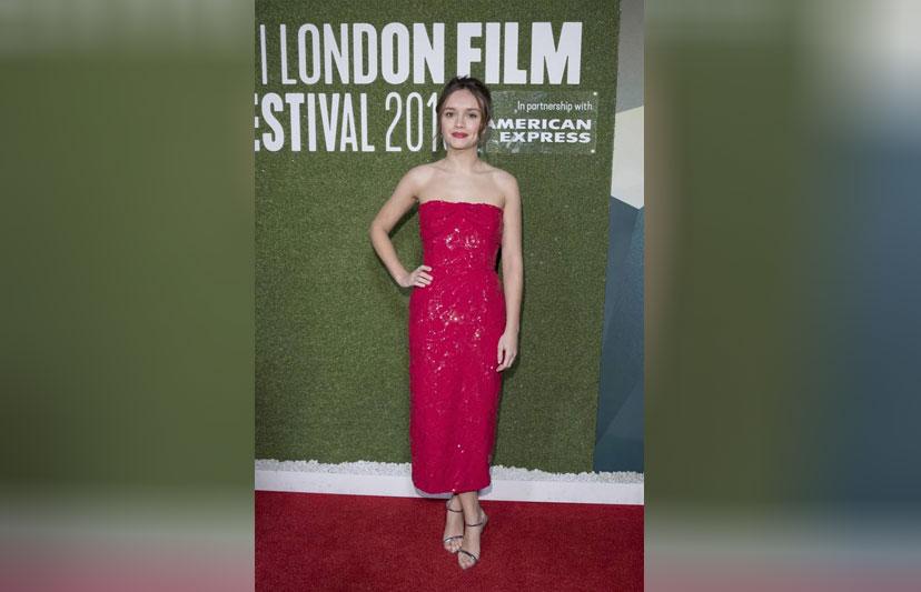 Olivia Cooke, London Film Festival 2018