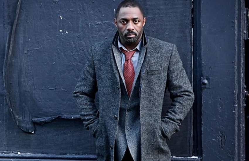 Idris Elba thrills Luther fans by confirming a film version is in the works