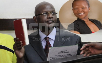 Intrigues, mystery behind Careen Chepchumba's death as Former TV anchor Louis Otieno makes shocking revelations