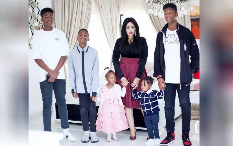 It is tough raising my children alone - Zari Hassan reveals ...