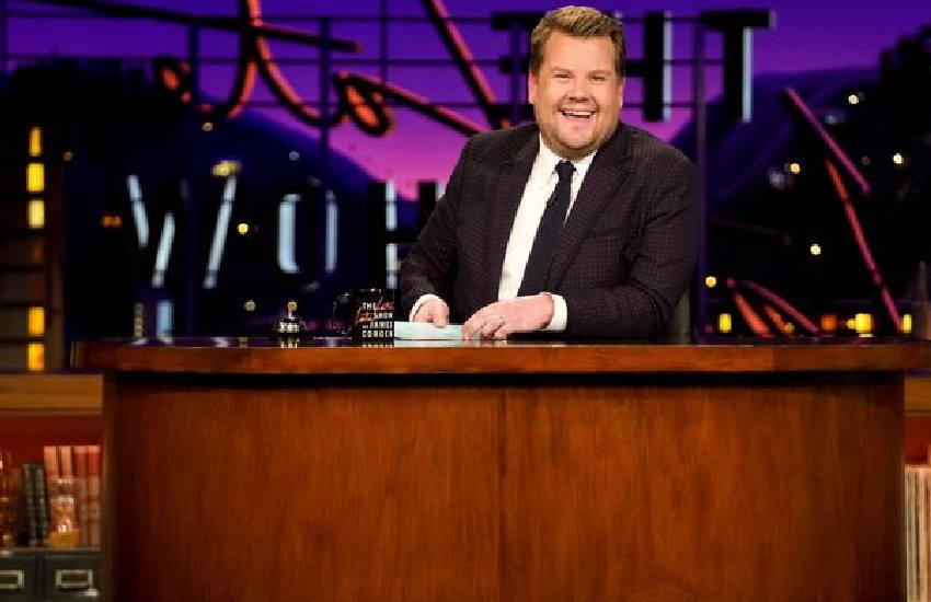 James Corden 'to replace scandal hit Ellen DeGeneres' talk show slot'?