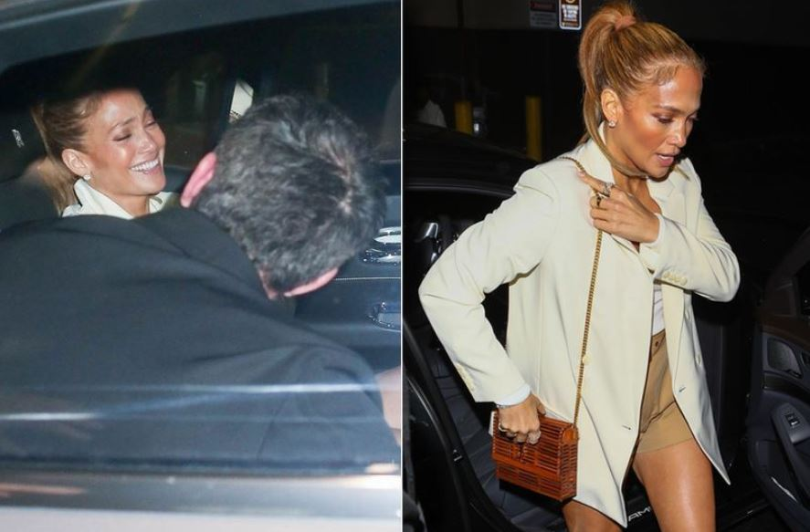Jennifer Lopez and Ben Affleck romance heats up as they head out on another date night
