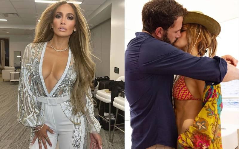 Jennifer Lopez makes it Instagram official with Ben Affleck as singer turns 52