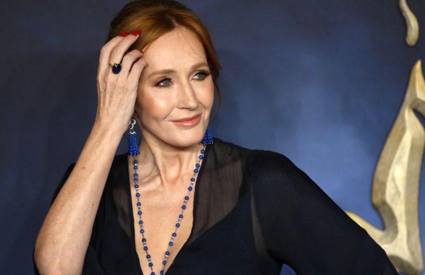JK Rowling provokes furious backlash over 'transphobic' tweets about menstruation
