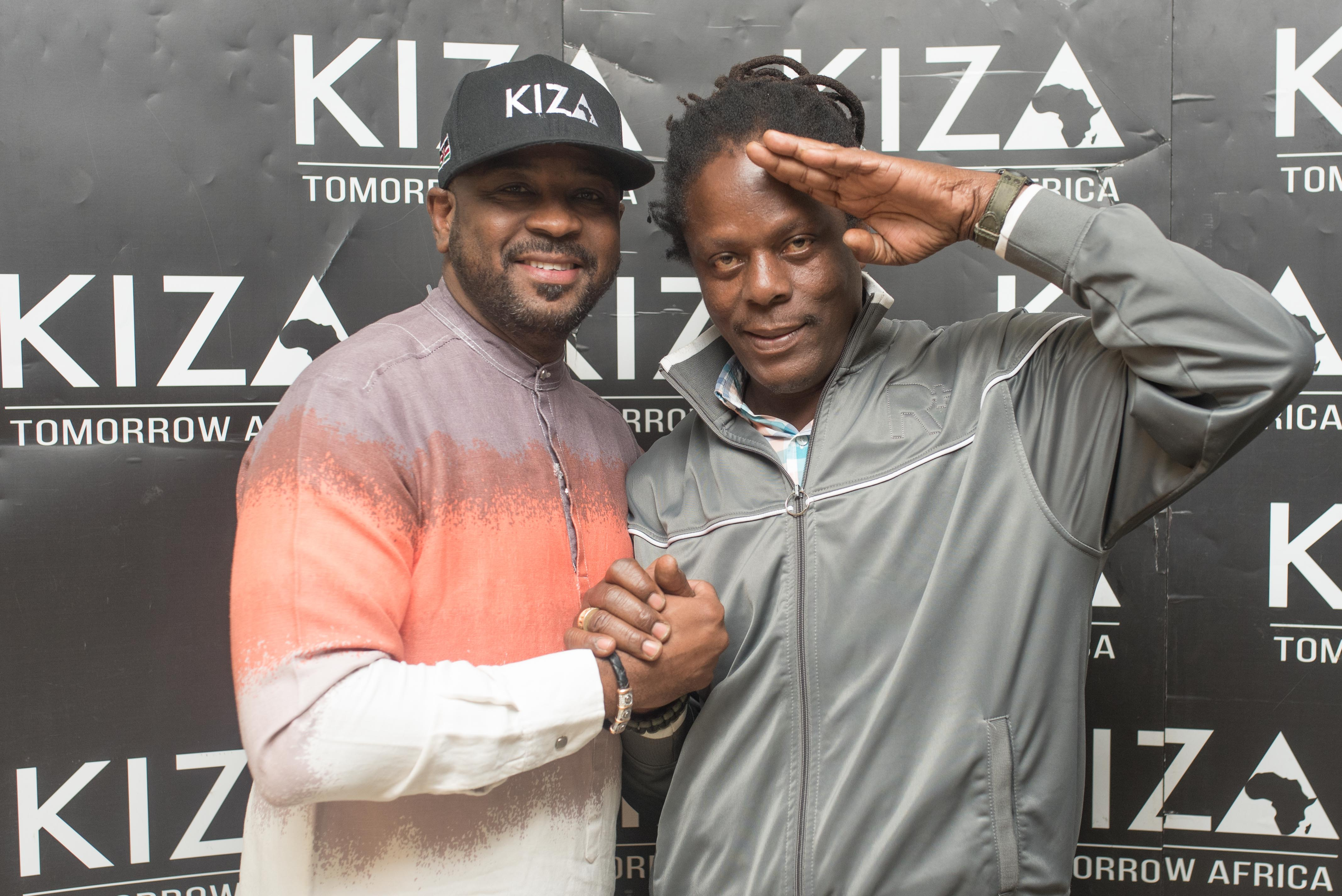 Richie Spice at Kiza