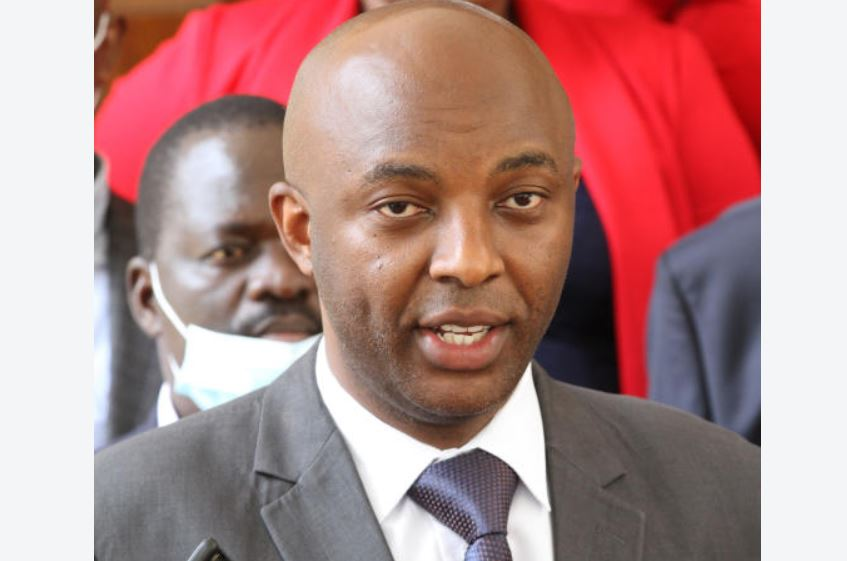 Kang'ata faces his own whip after 'bold' BBI letter to President Uhuru