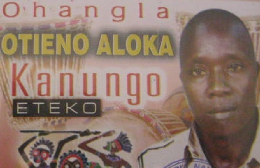 'Kanungo' hit composer Otieno Aloka arrested in Kisumu over vulgar lyrics