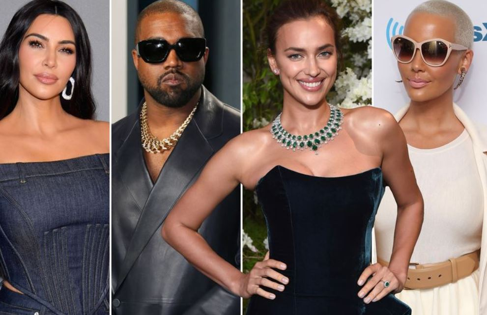 Kanye West's famous exes and brutal splits from Amber Rose to Kim Kardashian