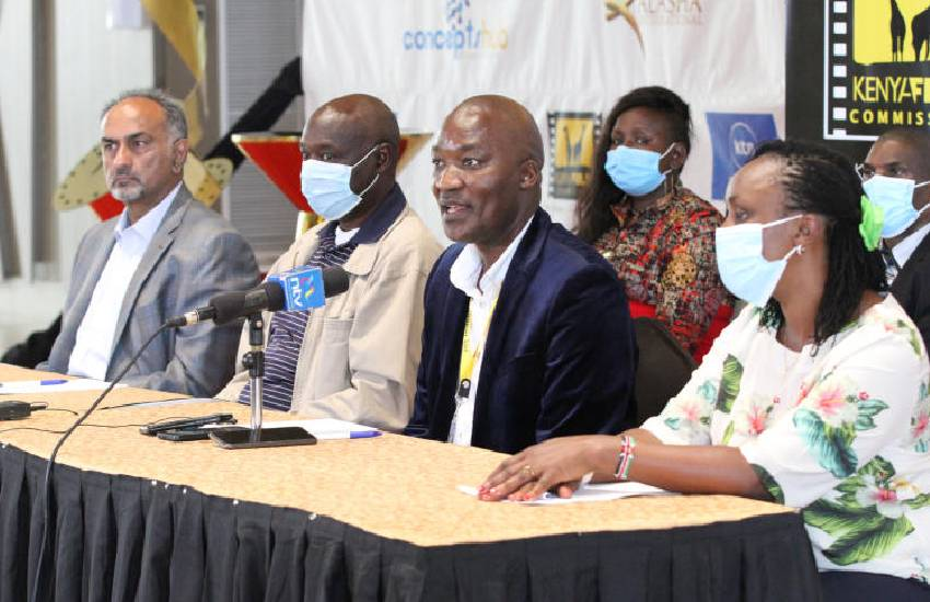 Kenya Film Commission told to work with counties in film making