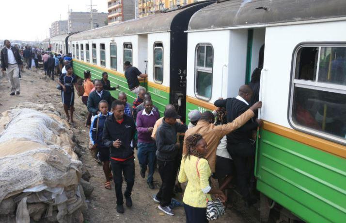 Kenya Railways issues stern warning to motorists and pedestrians