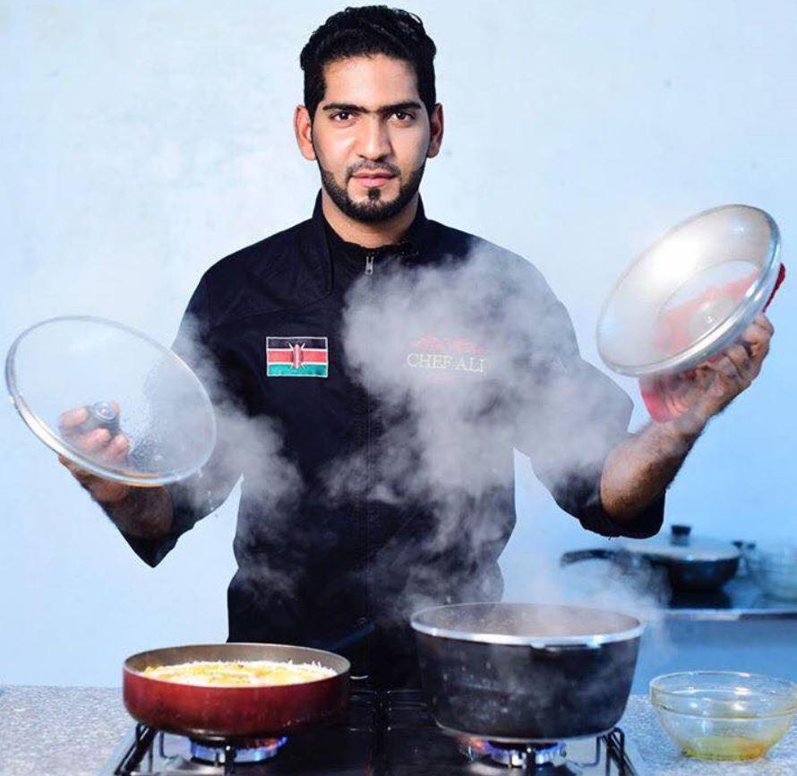 Kenyan male celebrities unleashing their kitchen skills
