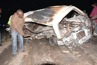 RIP: Kenyans mourn the death of 40 people in Naivasha's tanker accident