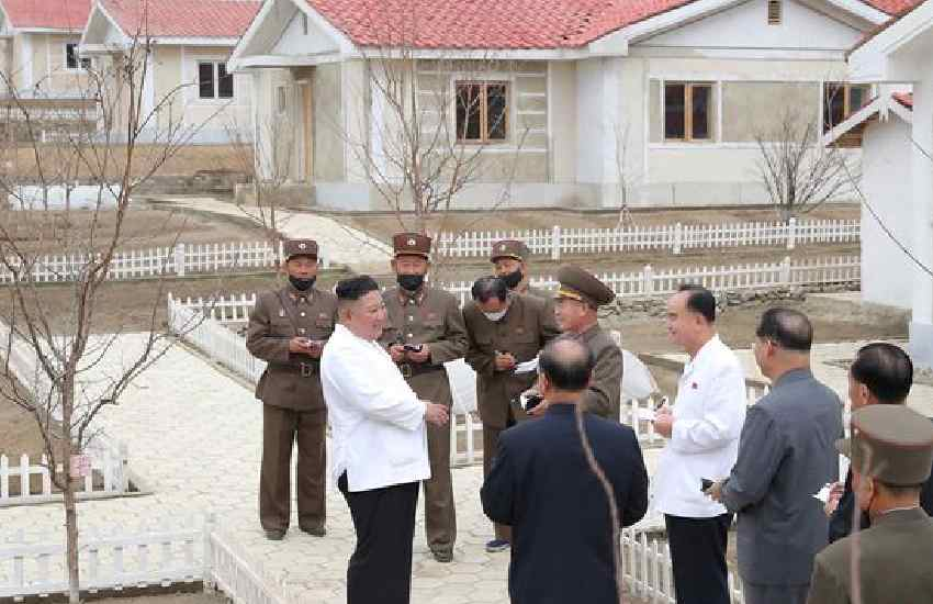 Kim Jong-un's sister seen for first time in months after mysteriously vanishing