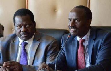 Knut split? Wilson Sossion sends Mudzo Nzili home