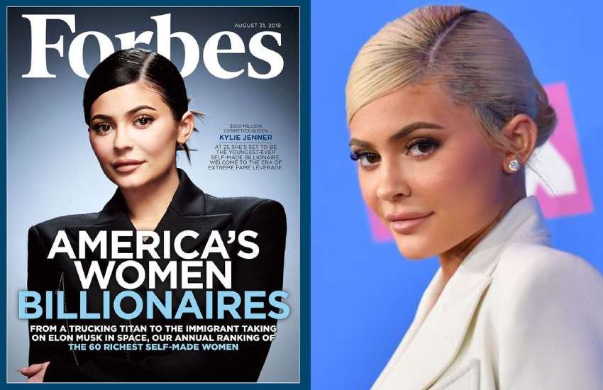 Kylie Jenner's lawyer demands retraction from Forbes