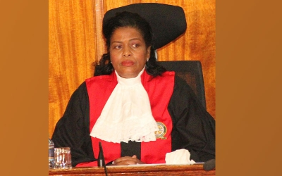 Lawyer files petition on Justice Njoki Ndung'u over her conduct