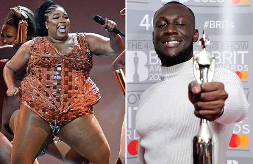 Lizzo and Stormzy 'in talks about working together' after BRIT Awards performances