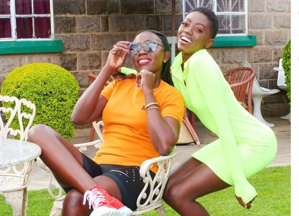Marry if possible don't be like your mother – Akothee to daughter