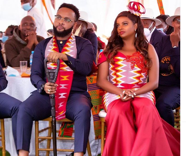 Media personality Muthoni wa Mukiri holds colourful traditional wedding