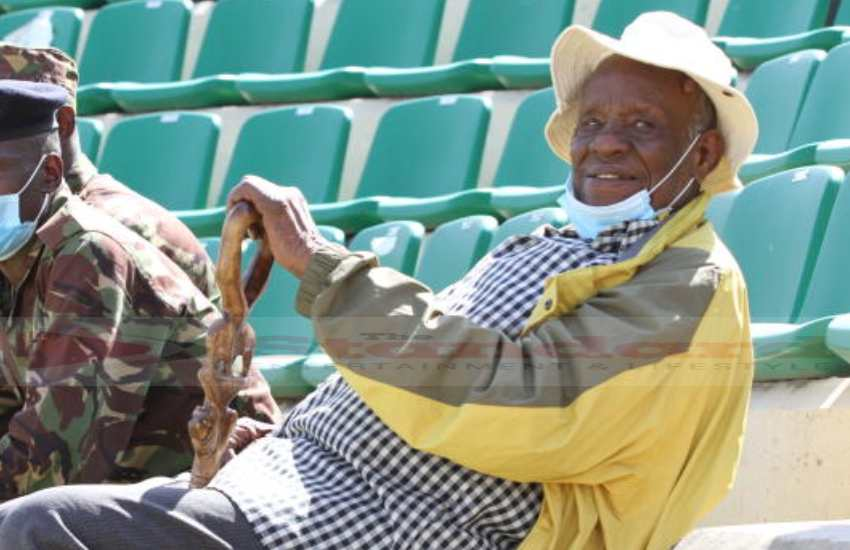 Meet general who has attended all Jamhuri Day celebrations