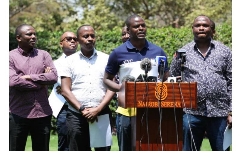 MPs allied to DP claim Huduma Namba will be used to rig 2022 elections