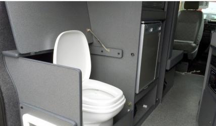 Mzungu coach wants a bus with a toilet