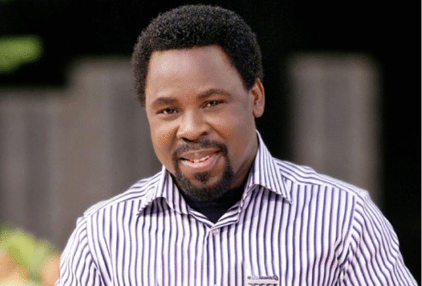 Nigerian televangelist prophet T.B Joshua dead